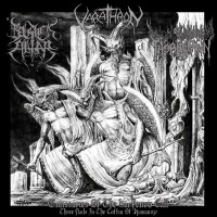 "Black Altar / Varathron / Thornspawn – Emissaries Of The Darkened Call -"" Three Nails In The Coffin Of Humanity"