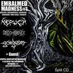 Nerlich/Decoherence/Gorgasm – Embalmed Masness split
