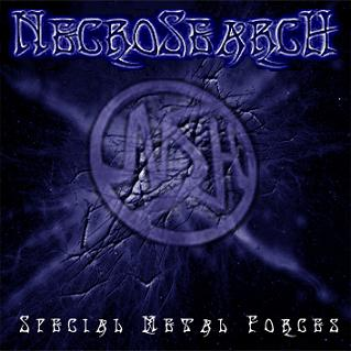NecroSearcH – Special Metal Forces
