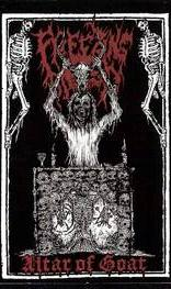 Freezing Blood – Altar Of Goat