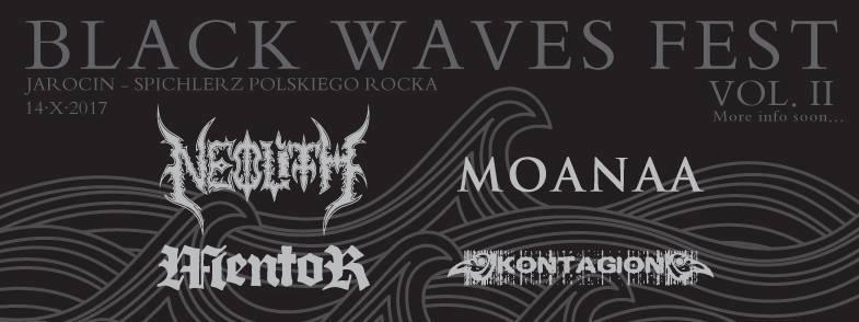 Druga edycja Black Waves Fest