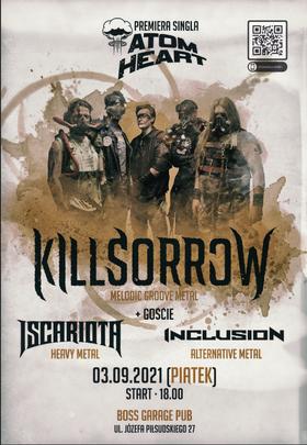 Nowy materiał i koncert Killsorrow