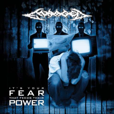 ENRAGED – IT'S YOUR FEAR THATS FEED THEIR POWER