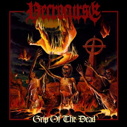 Necrocurse – Grip Of The Dead