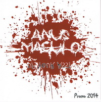 Anus Magulo – Up Your Ass – Promo 2014