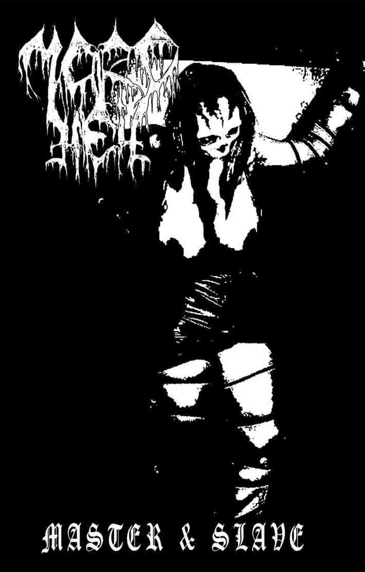 Mordhell – Master & Slave
