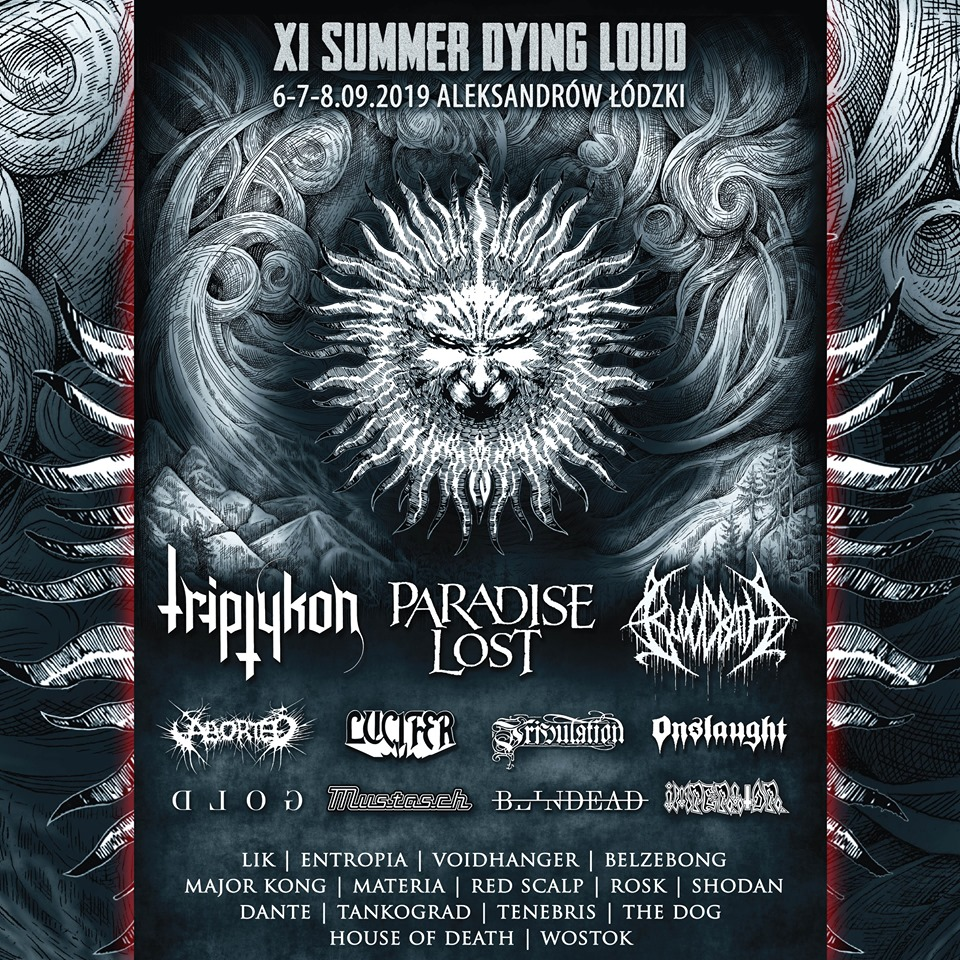 Summer Dying Loud 2019