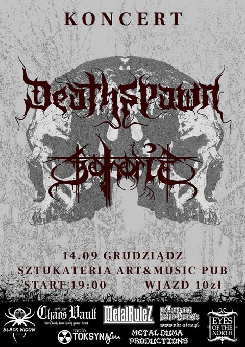 Koncert Deathspawn & Sothoris
