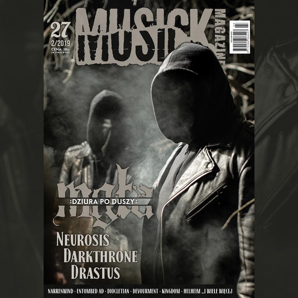 Ukazał się 27 numer Musick