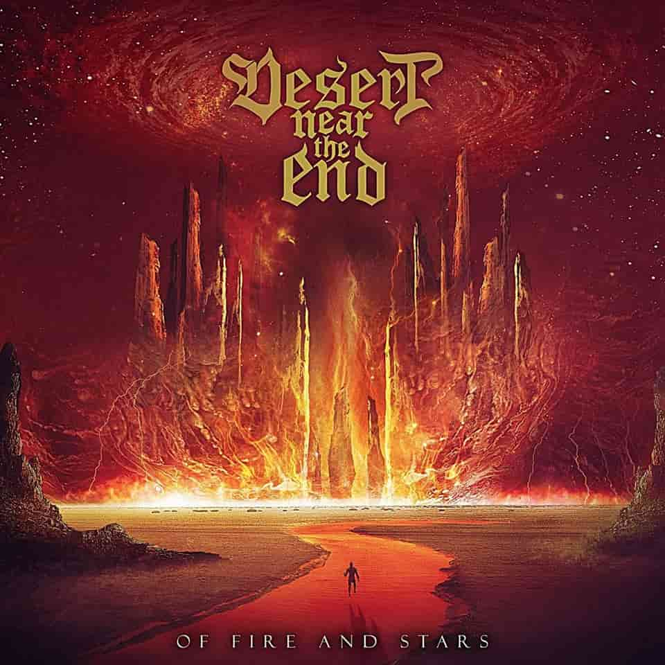 DESERT NEAR THE END – OF FIRE AND STARS