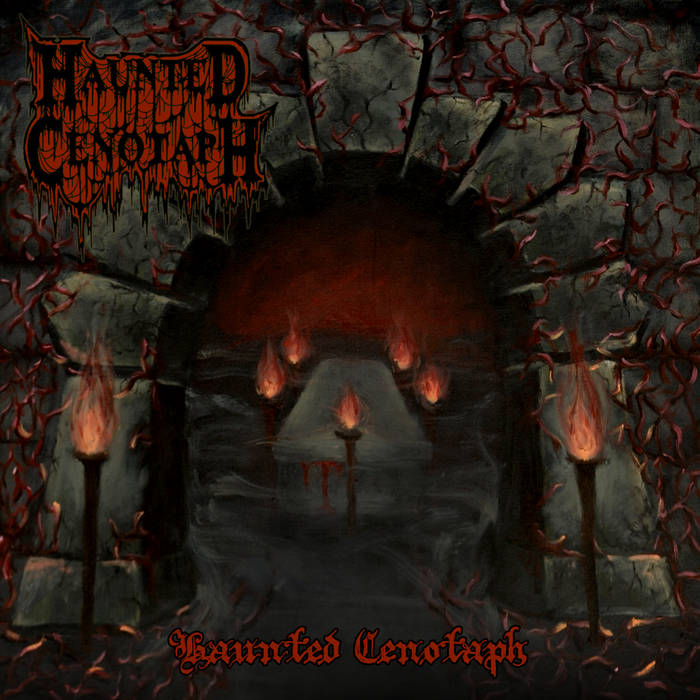 Haunted Cenotaph – Haunted Cenotaph