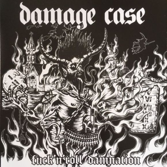 Damage Case – Fuck'n'roll Damnation