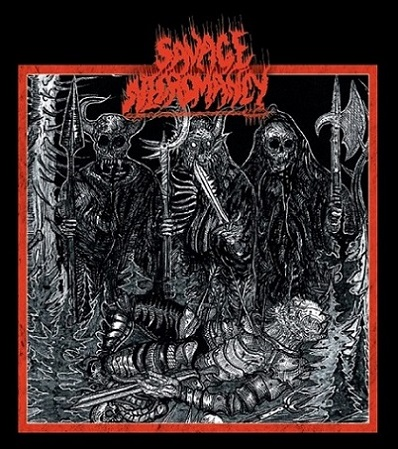 Savage Necromancy – Savage Necromancy