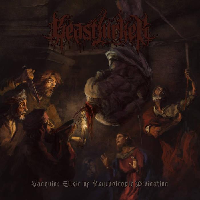 Beastlurker – Sanguine Elixir of Psychotropic Divination