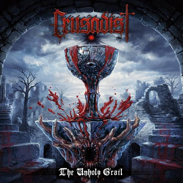 CRUSADIST – THE UNHOLY GRAIN
