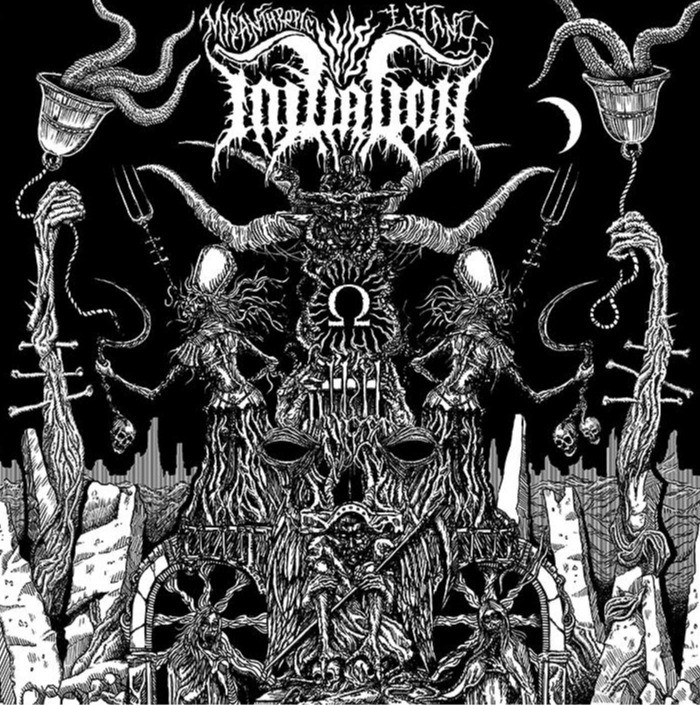 The Initiation – Misanthropic Litany
