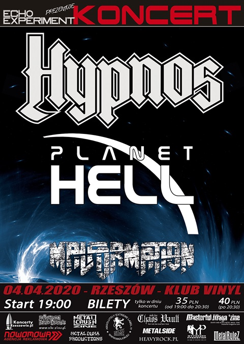 Hypnos / Planet Hell / Malformation