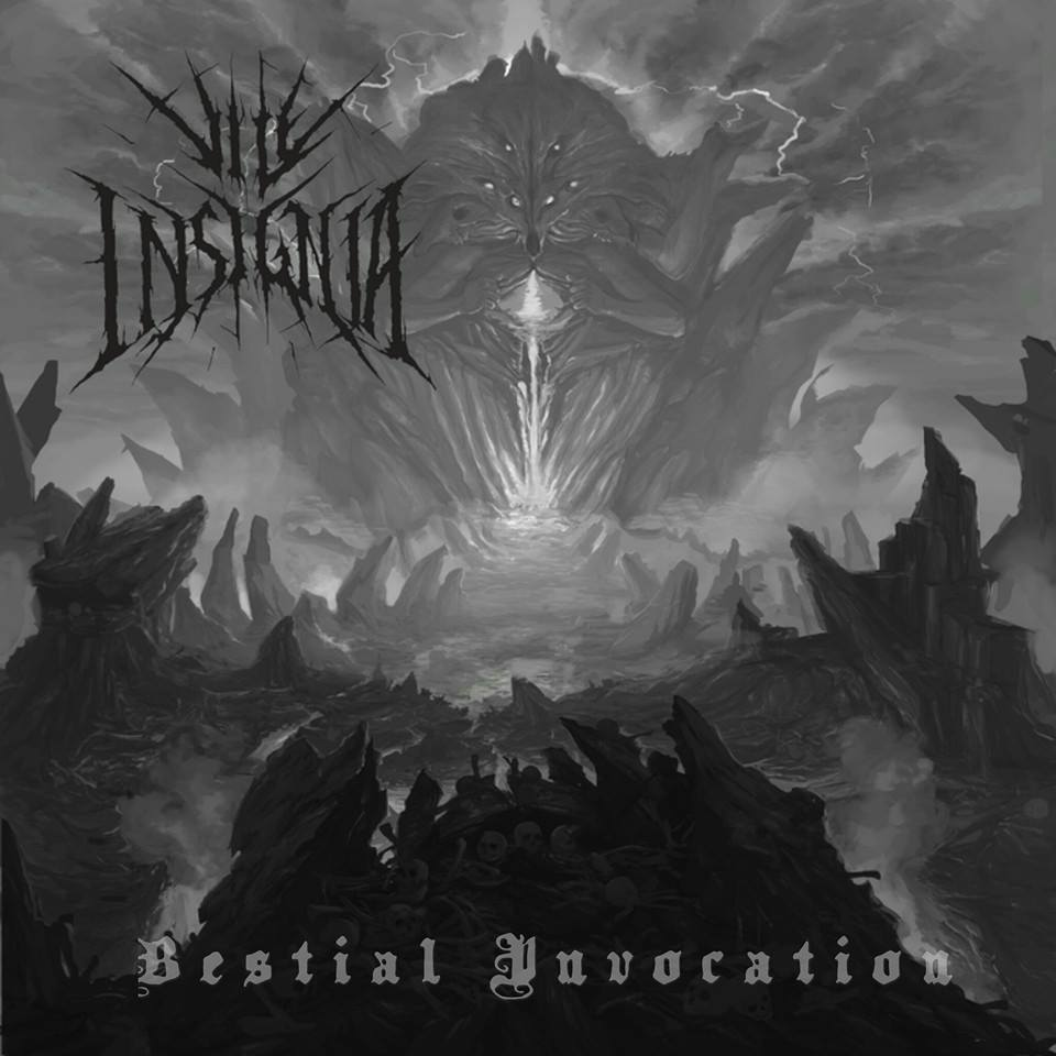 VILE INSIGNIA – BESTIAL INVOCATION