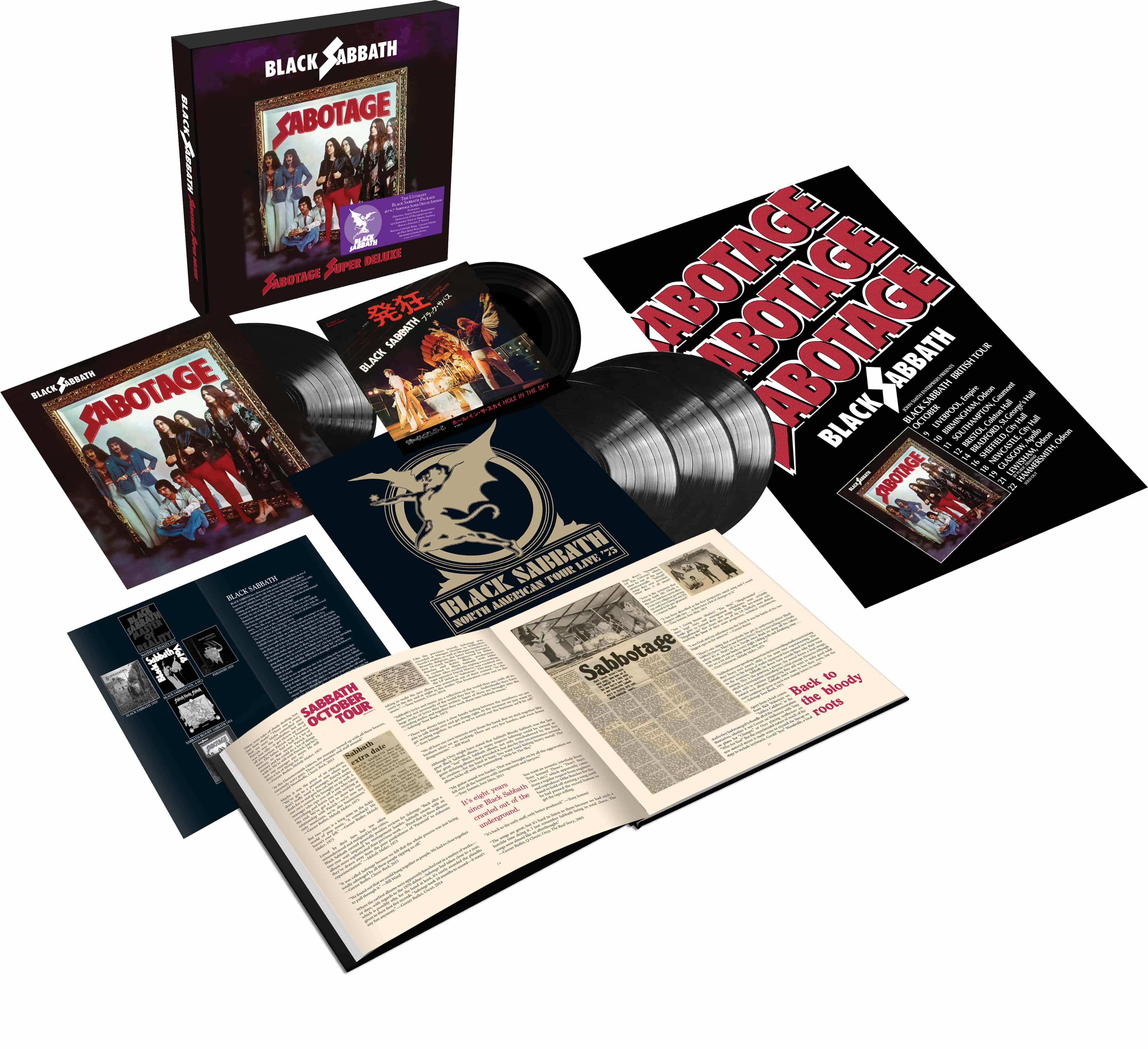 Kolejna reedycja klasycznego albumu Black Sabbath