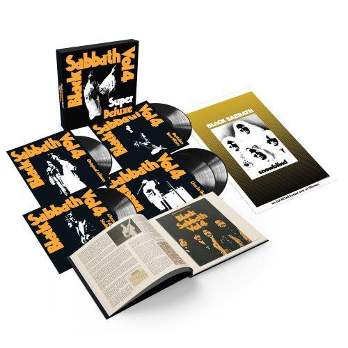 VOL. 4 od Black Sabbath na bogato