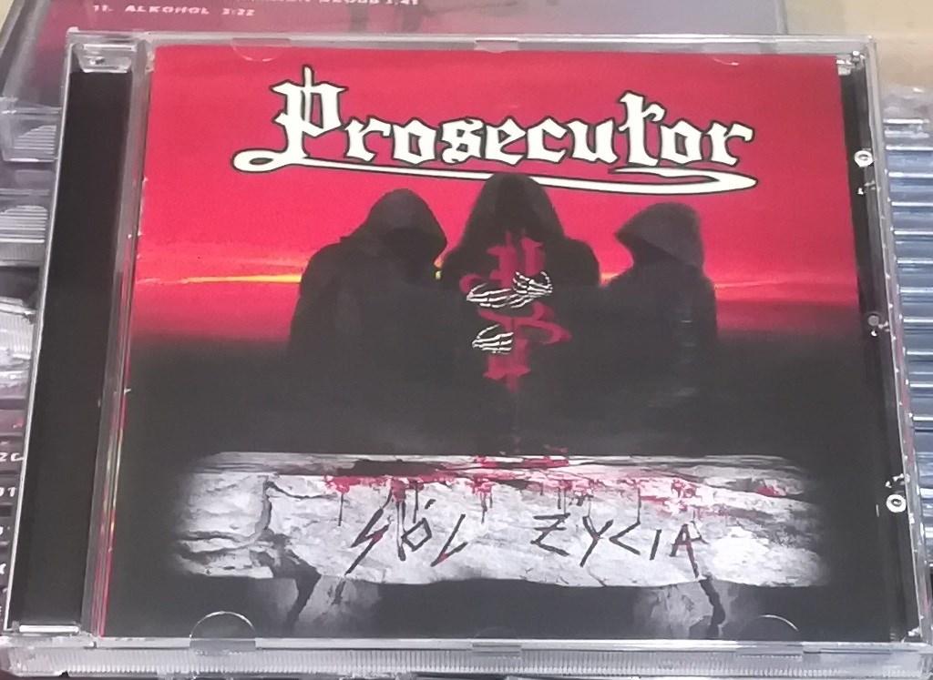 Premiera nowej płyty PROSECUTOR