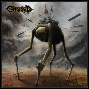 CORPSESSED – Impetus Of Death