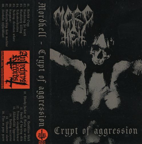 Mordhell – Crypt of Aggression