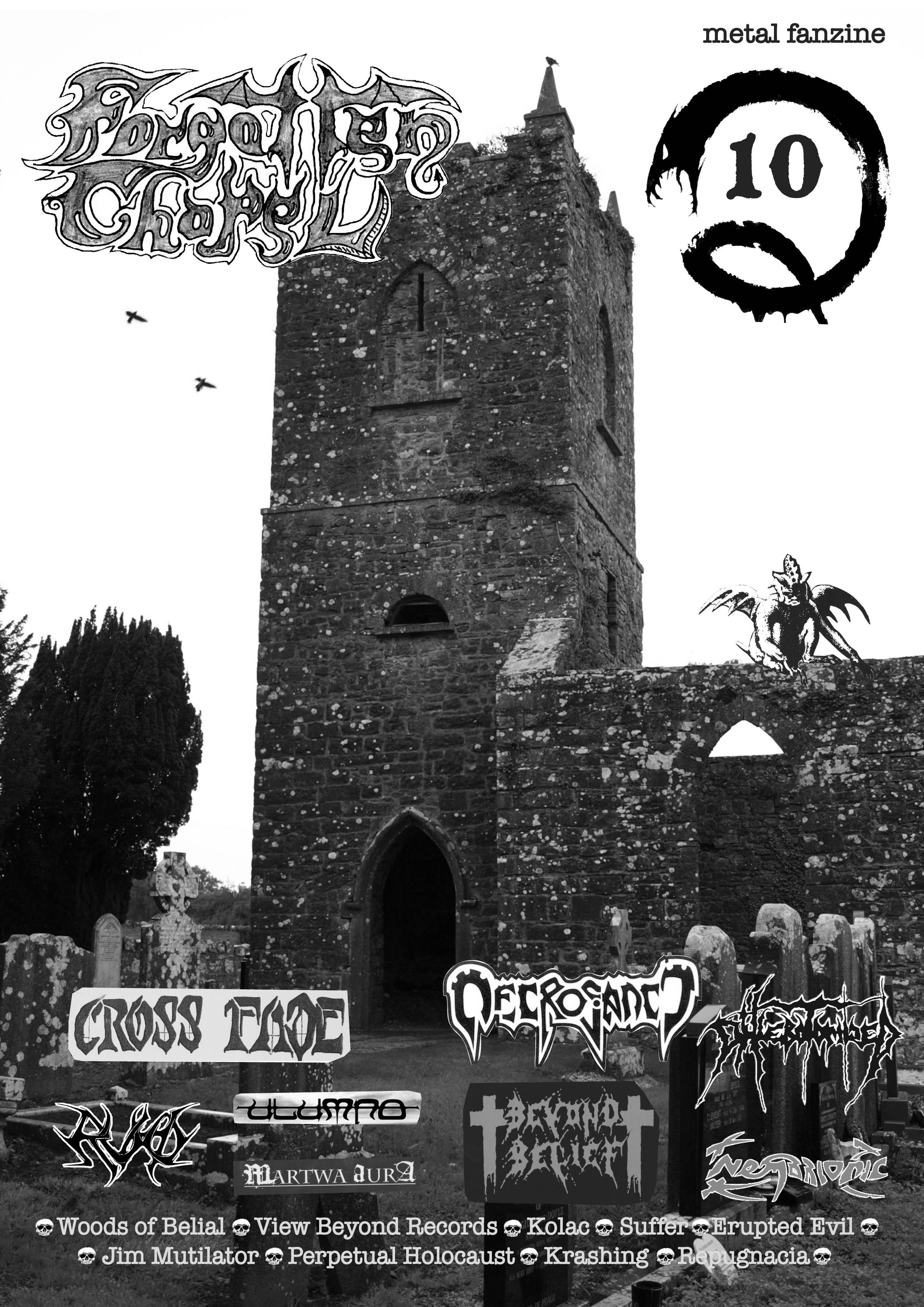 Forgotten Chapel 'zine #10