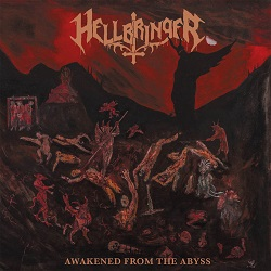 HELLBRINGER – Awakened From The Abyss