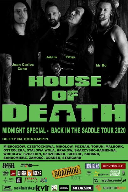 House of Death znowu w siodle!