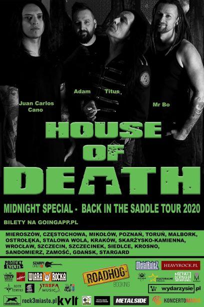House of Death znowu w siodle!