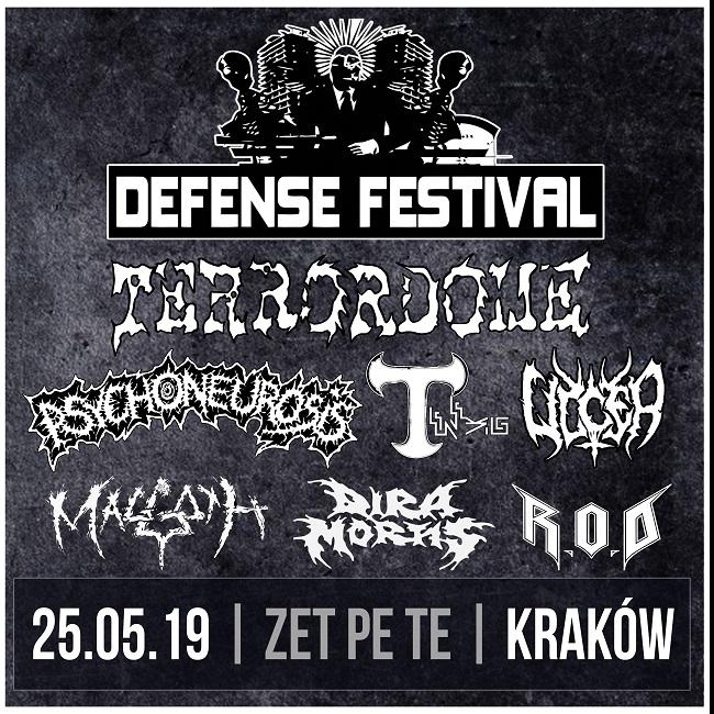 Defense Festival już 25 majaw Krakowie