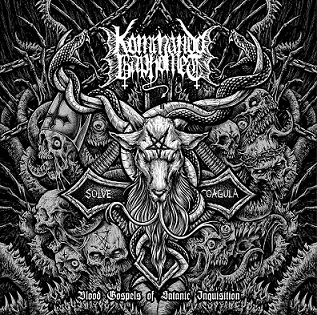 Kommando Baphomet – Blood Gospel of Satanic Inquisition