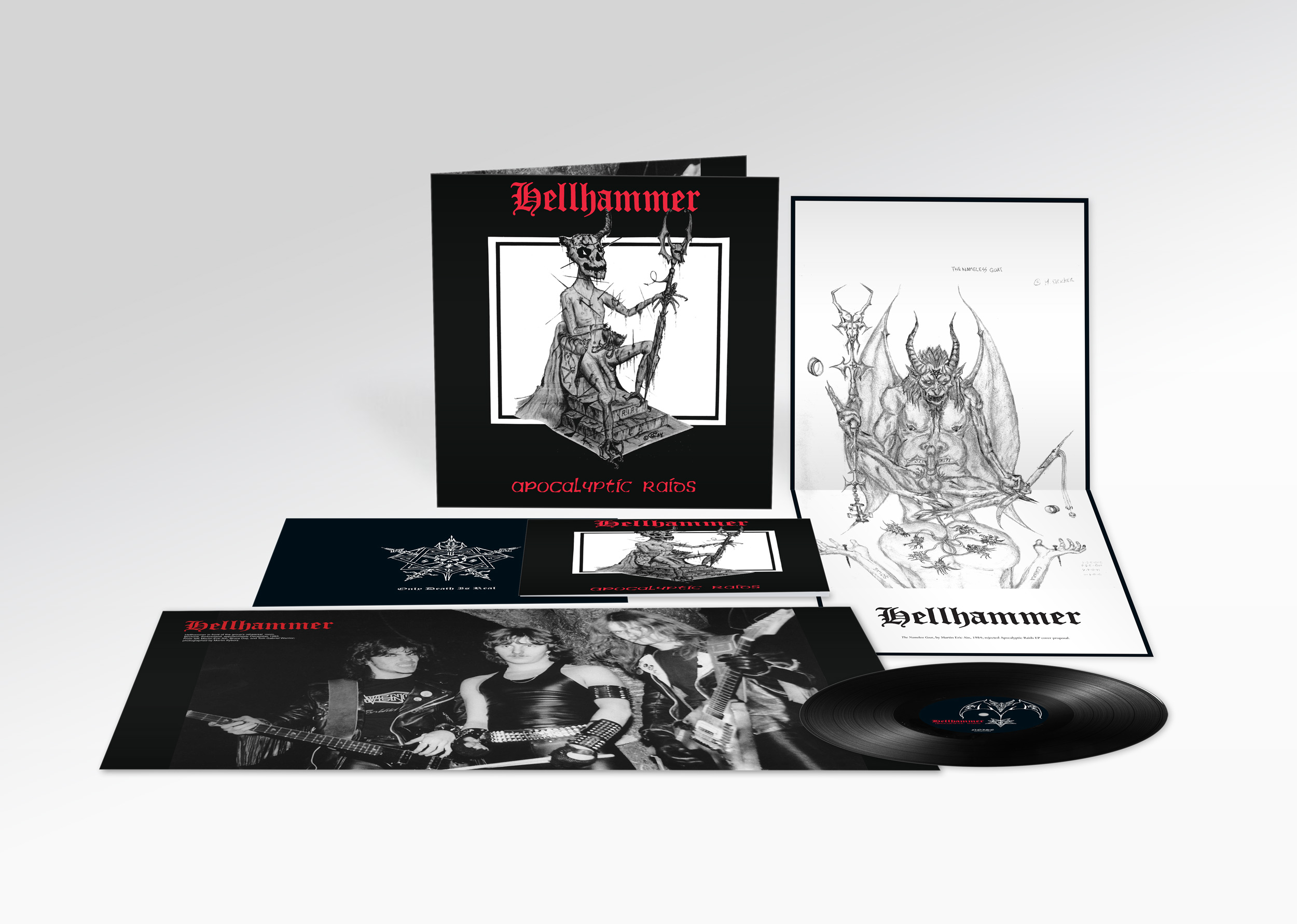 Reedycja legendarnej EPki Hellhammer