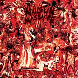 Nailgun Massacre – Boned Boxed And Buried