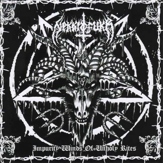 NEKKROFUKK – IMPURITY WINDS OF UNHOLY RITES