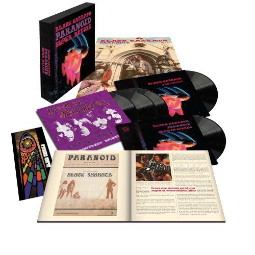 Specjalne wydawnictwo na 50-lecie albumu PARANOID