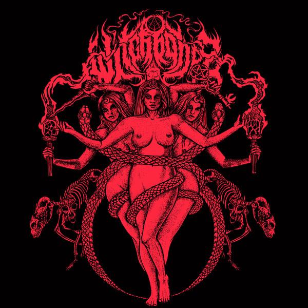 Witchbones – Akasha 2: The Lost Demos / Akasha 3: Salt, Sea, Blood And Fire