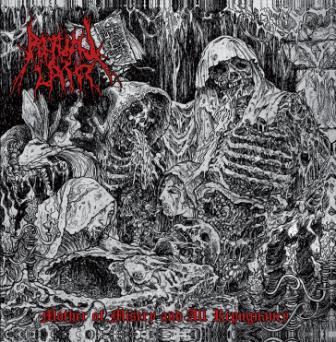 Ritual Lair – Mother of Misery and All Repugnance (w skrócie)