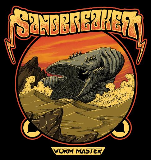 Przedpremierowy odsłuch nowej płyty SANDBREAKER