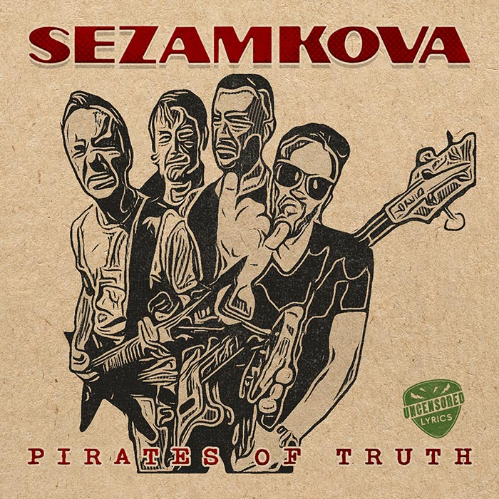 Sezamkova – Pirates of truth