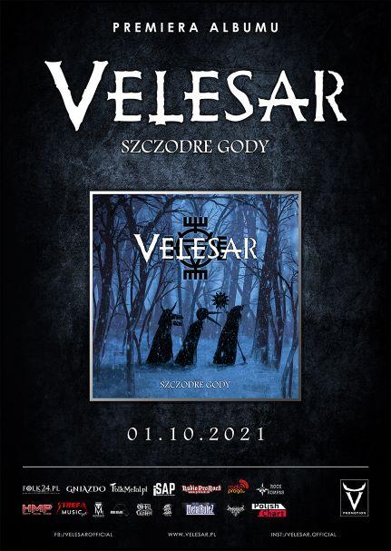 """Premiera albumu """"Szczodre Gody"""" Velesar"""