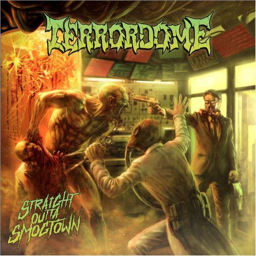 Info o nowym albumie Terrordome