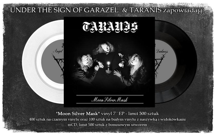 "Taranis ""Moon Silver Mask"" w końcu na vinylu !!!!"