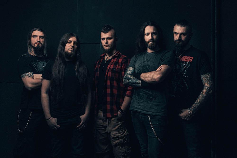 VANE – nowy zespół muzyków Witchking, Acid Drinkers, Percival Schuttenbach i Syanger.