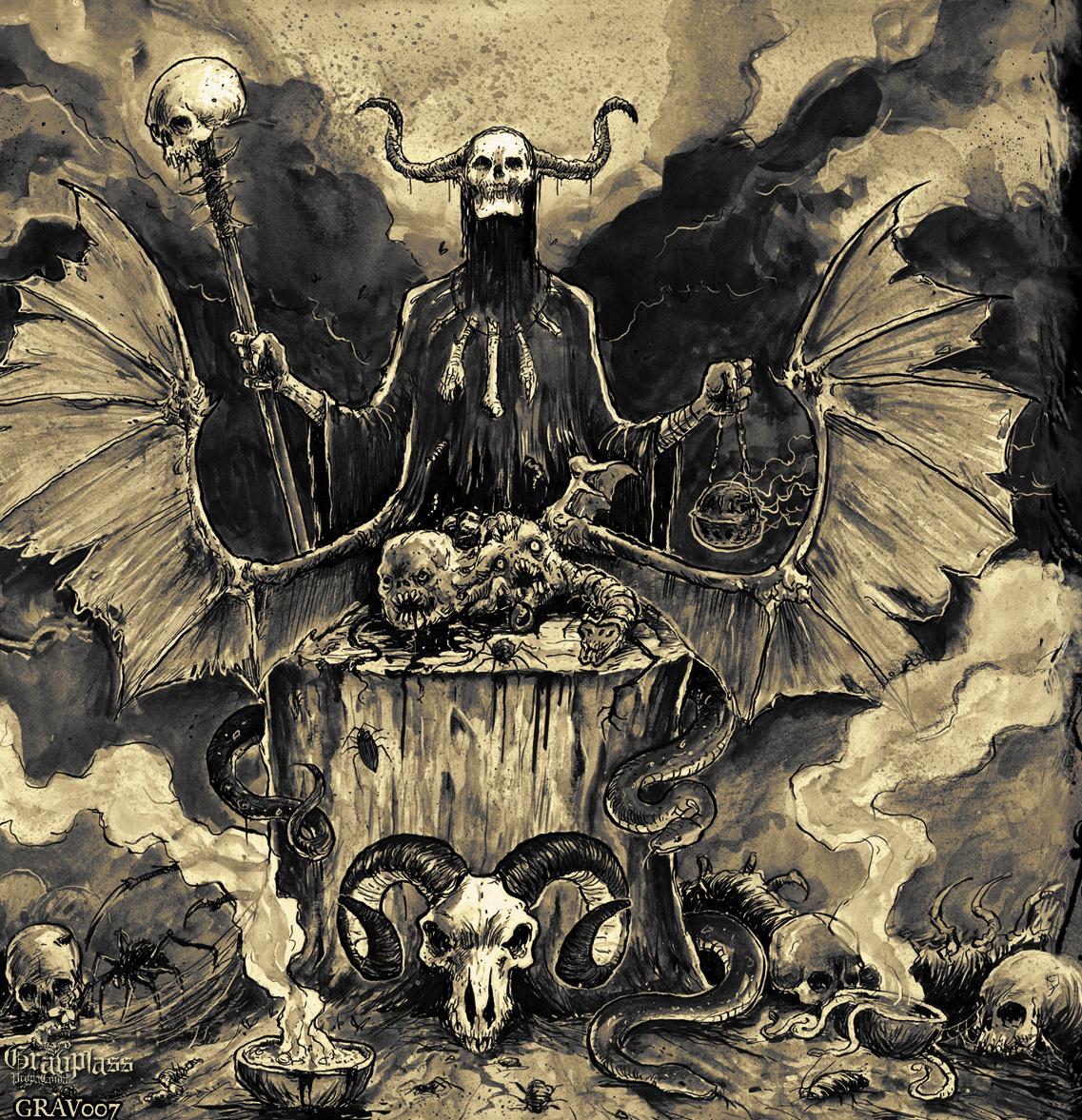KINGDOM – MORBID PRIEST OF SUPREME BLASPHEMY