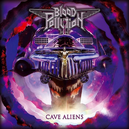 Blood Pollution – Cave Aliens