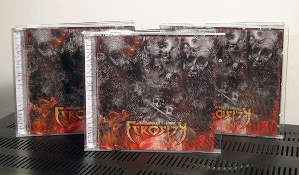 Czwarty album Ferosity już jest!
