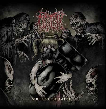 Cicatrix – Suffocated Faith