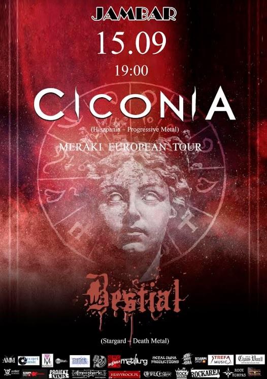 CICONIA (ES), Bestial (PL)
